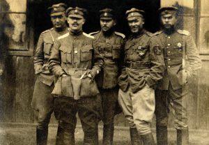 2дроздовский конный полк