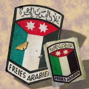 Sign, FREIES ARABIEN