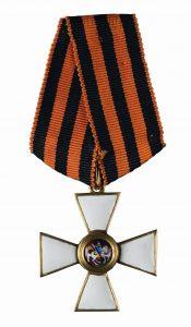 Орден-Св.Георгия-4-й-степени-самая-почетная-боевая-награда-русской-армии