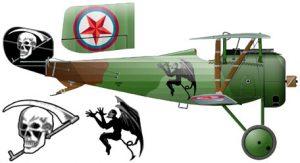 Nieuport 24bis 39 AO RKKVF sum.1919