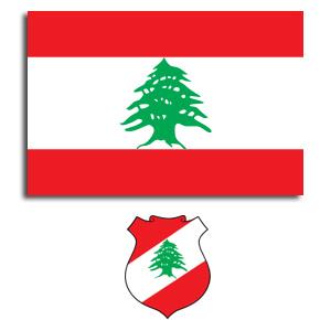 flags-lebanon