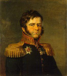 dou-dzhordzh-portret-dmitriya-petrovicha-neverovskogo