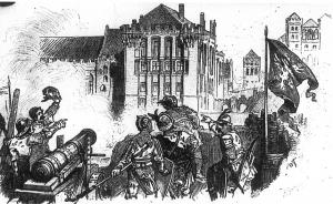 polish_artillery_during_siege_of_malbork_in_1410